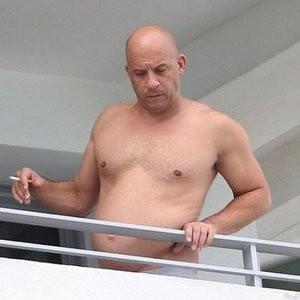 Vin Diesel Nude